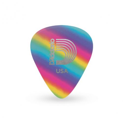 Planet Waves Rainbow Celluloid Light kostka gitarowa