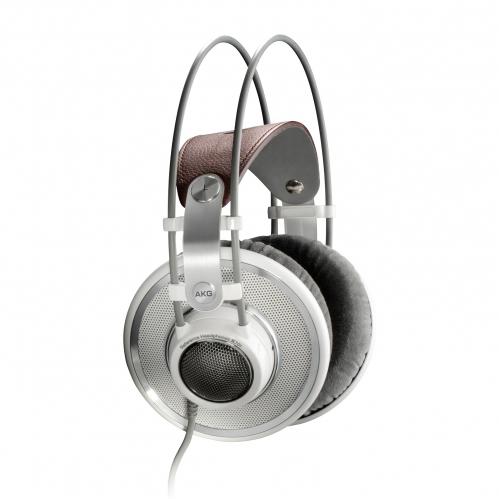 AKG K 701 wh (62 Ohm) referencyjne słuchawki otwarte