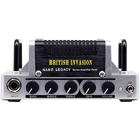 Hotone NLA1 British Invasion mini wzmacniacz do gitary 5W