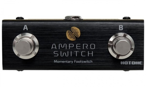 Hotone FS-1  footswitch do Ampero