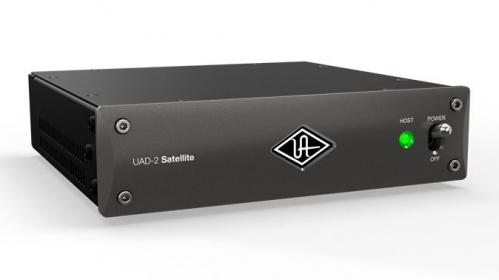 Universal Audio UAD-2 Satellite Thunderbolt QUAD Core interfejs Thunderbolt