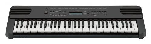 Yamaha PSR E 360 B keyboard instrument klawiszowy, kolor czarny