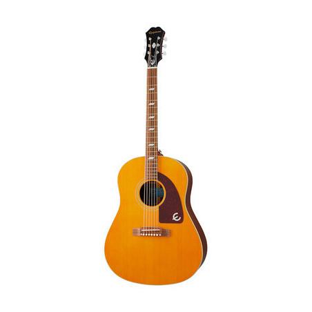 Epiphone Masterbilt Texan Antique Natural gitara elektroakustyczna