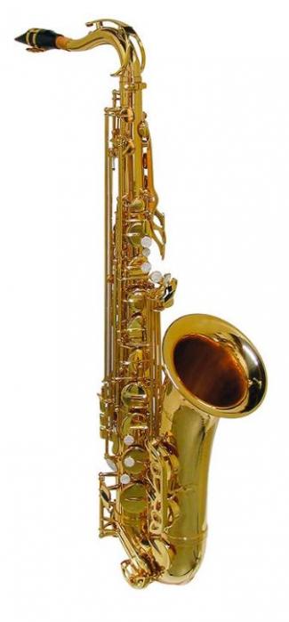 Stewart Ellis SE-720-L saksofon tenorowy (z futeraem)