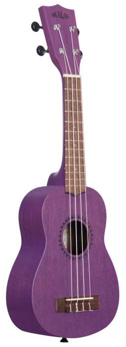 Kala Watercolor Meranti Royal Purple ukulele sopranowe