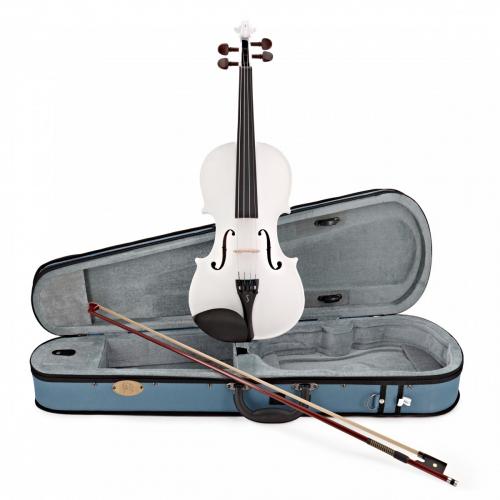 Stentor 1401WHF skrzypce 1/4 Harlequin, zestaw, biae