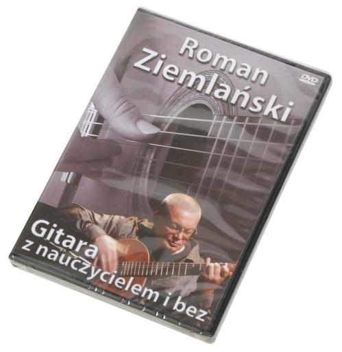 AN Ziemlaski Roman ″Gitara z nauczycielem i bez″  DVD