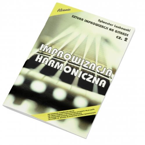 """AN Laskowski Sylwester """"Improwizacja harmoniczna"""""""