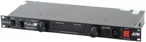 Art PS 4x4 Pro dystrybutor zasilania z filtrami i zabezpieczeniami