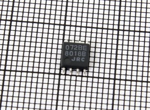 Yamaha X4543A01 IC NJM072BM-E