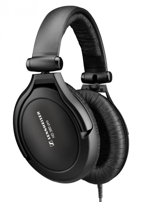 Sennheiser HD-380PRO słuchawki zamknięte (czarne)