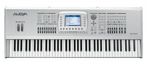 Ketron Audya keyboard / stacja robocza, 76 klawiszy