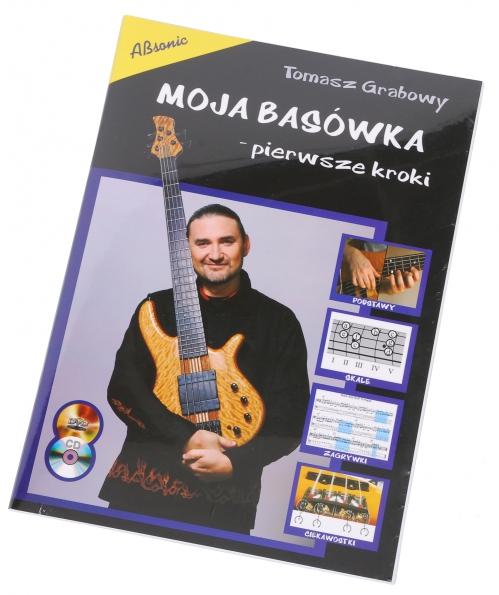 """AN Grabowy Tomasz """"MOJA BASÓWKA - pierwsze kroki"""" + CD"""
