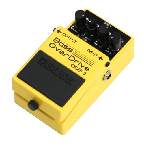 BOSS ODB-3 Bass Overdrive efekt basowy