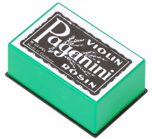 Geipel 74 kalafonia skrzypcowa Paganini, zielona
