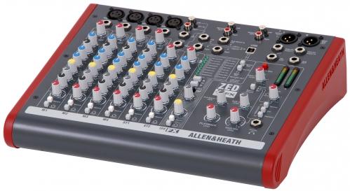 Allen&Heath ZED 10FX mikser dźwięku z efektem