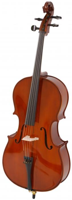 Leonardo LC-2014 wiolonczela 1/4 z pokrowcem