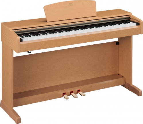 yamaha ydp 161 cherry pianino cyfrowe. Black Bedroom Furniture Sets. Home Design Ideas