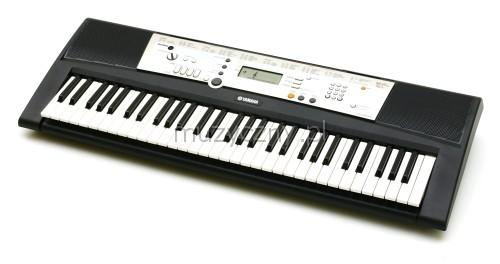 Yamaha psr e203 keyboard instrument klawiszowy for Yamaha portatone keyboard