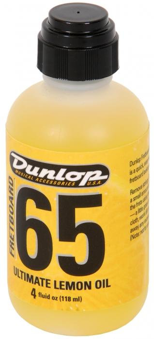 Dunlop 6554 Lemon Oil płyn do podstrunnicy
