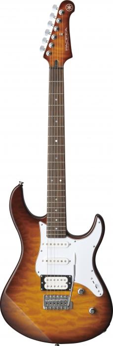 Yamaha Pacifica 212VQM TBS gitara elektryczna