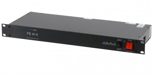 Art PB 4x4 dystrybutor zasilania z filtrami i zabezpieczeniami