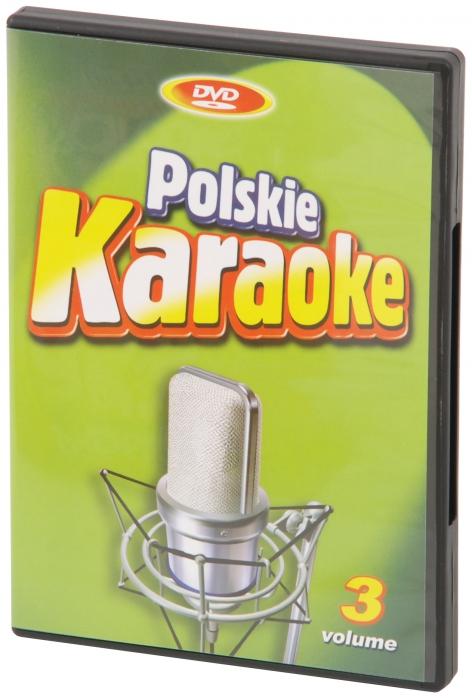 AN Polskie Karaoke vol. 3 DVD