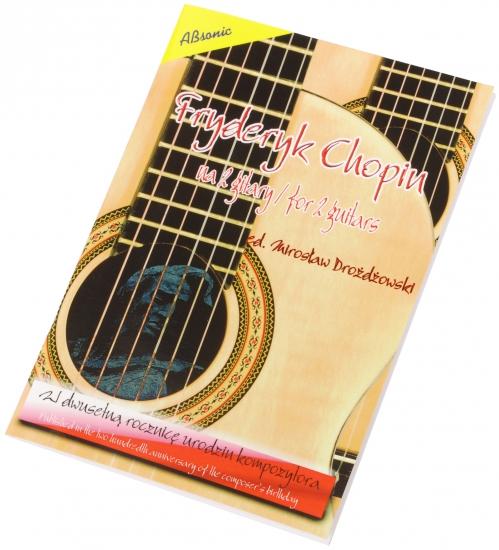 AN Drodowski Mirosaw ″Frederyk Chopin na 2 gitary″ ksika