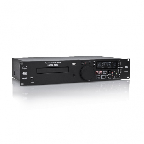 American Audio UCD100 MKII odtwarzacz CD/USB/MP3