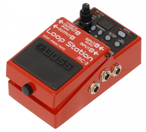 BOSS RC-3 Loop Station efekt gitarowy