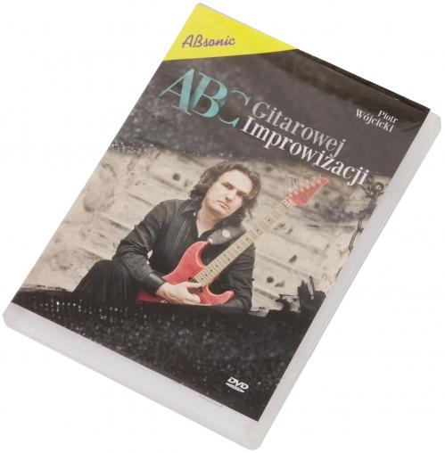 AN Wjcicki Piotr ″ABC Gitarowej Improwizacji″ DVD