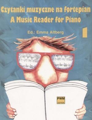 PWM Altberg Emma - Czytanki muzyczne na fortepian, z. 1