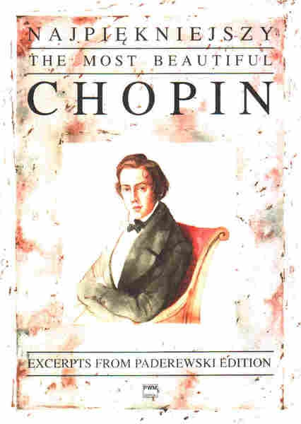 PWM Chopin Fryderyk - Najpikniejszy Chopin na fortepian