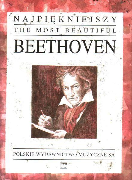 PWM Beethoven Ludwig van - Najpikniejszy Beethoven na fortepian