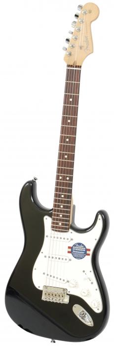 Fender American Standard Stratocaster RW BLK gitara elektryczna