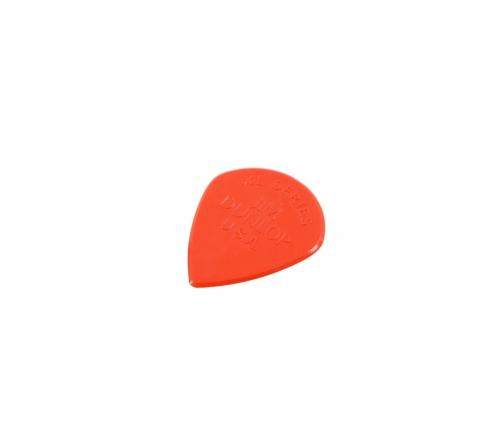 Dunlop 47RXLN Jazz III - kostka gitarowa 1.38mm (czerwona)