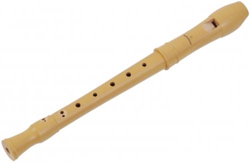 Mollenhauer 2106 Canta flet prosty sopranowy, palcowanie barokowe, podw�jne otwory