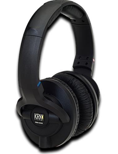 KRK KNS-6400 (36 Ohm) słuchawki zamknięte