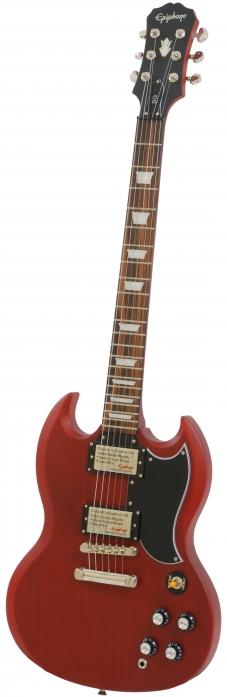 Epiphone G 400 Vintage WC Worn Cherry gitara elektryczna