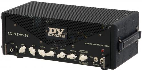 DV Mark Little 40 L34 head 40w wzmacniacz gitarowy lampowy