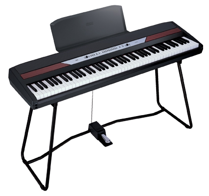 Korg SP 250 BK pianino cyfrowe