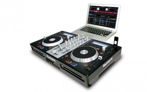 Numark MixDeck Express odtwarzacz CD/mp3/USB, cyfrowy kontroler