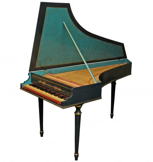 Bizzi Studio klawesyn 1-manuałowy z transpozycją A=440Hz/415Hz