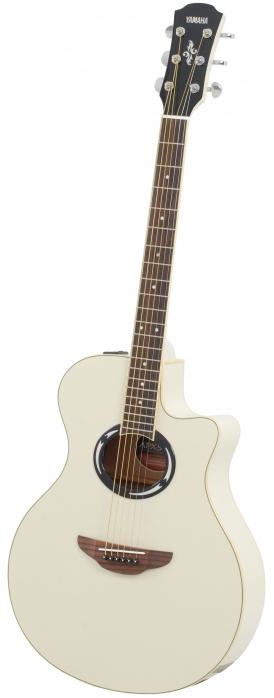 Yamaha APX 500 II VW gitara elektroakustyczna, vintage white
