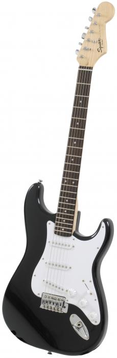 Fender Squier Bullet SSS BLK Tremolo gitara elektryczna