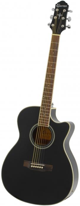 Crafter HTC24EQ BK gitara elektroakustyczna