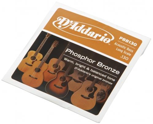 D'Addario PBB 130 struna do gitary basowej akustycznej