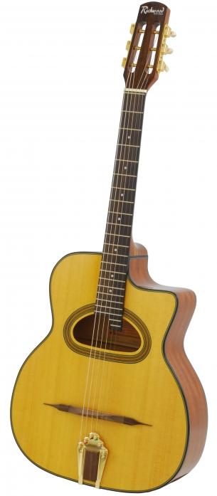 Richwood RM 140 NT gitara jazzowa / cygaska Hot Club