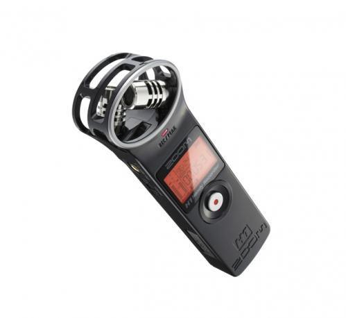 ZooM H1 V2 cyfrowy rejestrator, czarny + 2GB SD Card
