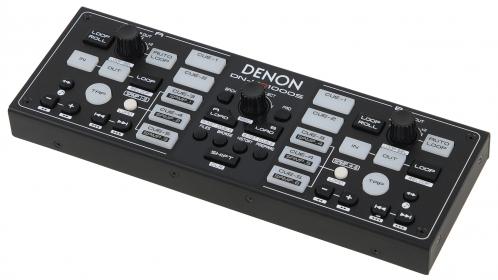 Denon DN-HC1000 kontroler MIDI do Serato